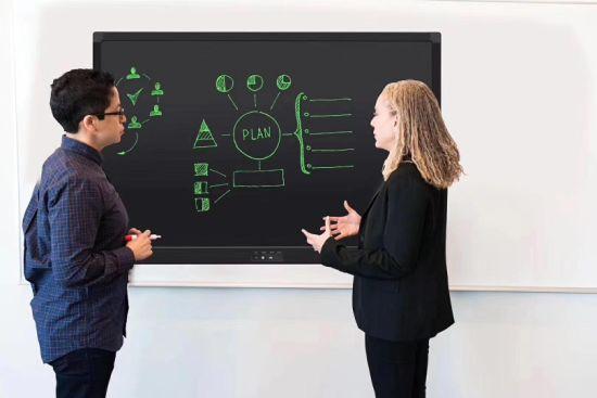 "66"" LCD Writing Board for Classroom LCD Blackboard"