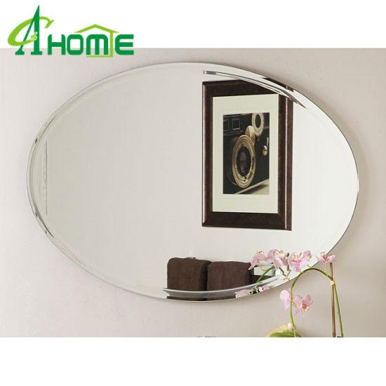 china de badkamer spiegel / onvolledige muur spiegel - china spiegel