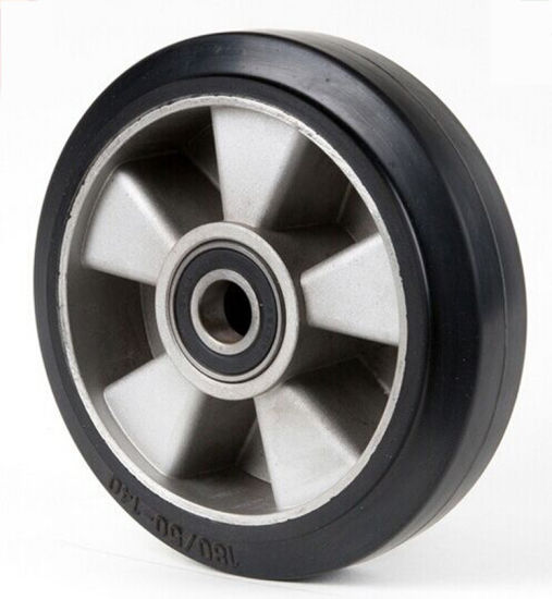 CNC Machined Aluminum Alloy Wheel pictures & photos