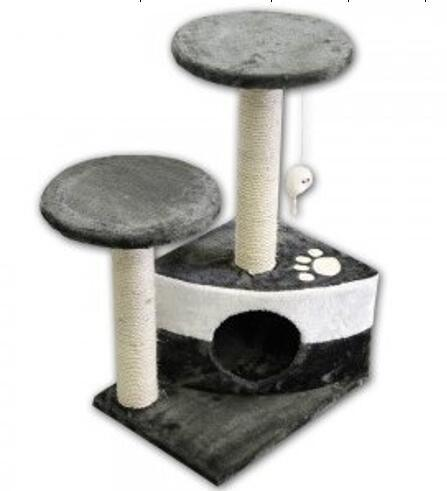 Keezeg Two Colors Cat Scratcher Post for Pet Toys (KG0007) pictures & photos
