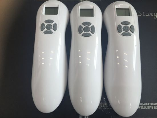 Manufacturer Offered Hot Selling 650nm & 808nm Cold Laser Therapy Device for Soft Tissue Injury Repaired pictures & photos