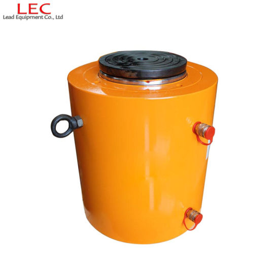 500 Tons Double Acting Hydraulic Cylinder