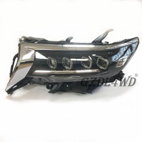 4X4 off-Road Car LED Headlight for Toyota LC Prado Fj150