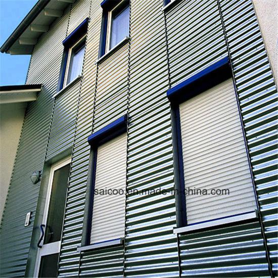 Aluminum Window Cartain Shutter, Rolling Shutter