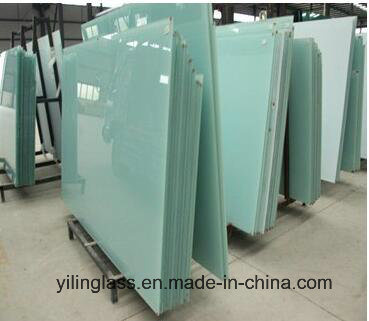 Tempered Color Ceramic Glass Backsplash pictures & photos