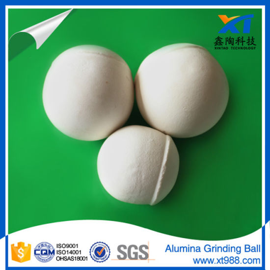 New High Efficiency Alumina Grinding Ball pictures & photos
