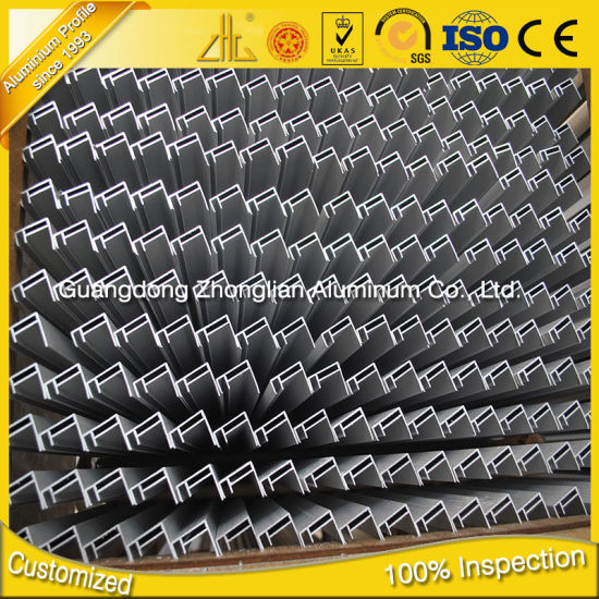 Zhonglian Factory Aluminium Solar Panel Frame Mounting pictures & photos