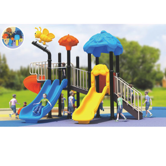 Kids Outdoor Play Place Outside Swing