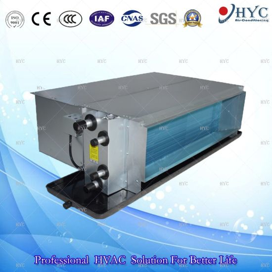 High Static Pressure Horizontal Big Fan Coil Unit