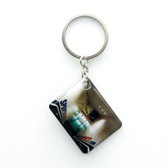 Customized Printed Metal Key Holder Letters Multifunctional Names Ornament pictures & photos