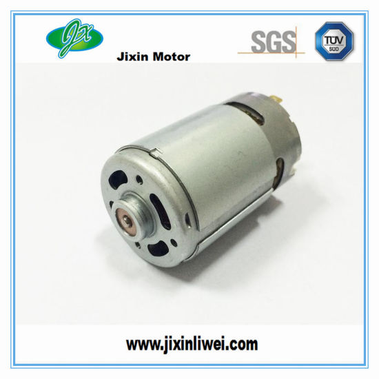 pH555-02 DC Motor for Auto′s Window Regulator Series Bush Motor pictures & photos