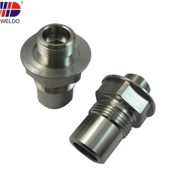 ISO9001 Factory Precision Milling Turning Stainless Steel CNC Machining Part