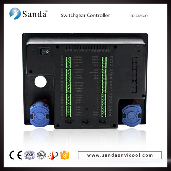 Low Voltage Switchboard/Switchgear/ Power Control Center Distribution Cabinet Control Panel pictures & photos