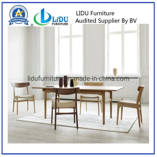 China Hot Sale High Quality Modern Dining Chair Antique Oak Seat Restaurant Rope Chair China Portland Rope Chair Modern Chairs