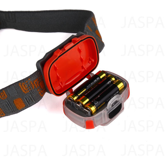 3AAA Dry Batteries Powered 5W LED Headlamp (21-2Y1717A) pictures & photos