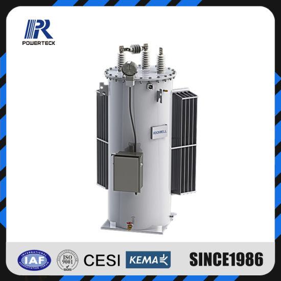 14.4kv Pole Mounted Single Phase Automatic Step Voltage Regulator