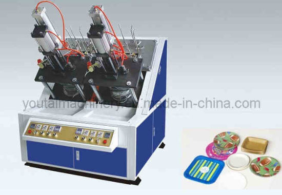 YT-LW Full Automatic High Speed Paper Plate Forming Machine