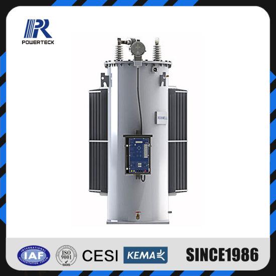 100kVA Single Phase SVR Auto Step Voltage Regulator