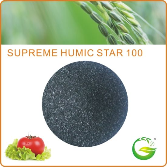 Humic Acid Fertilizer Products in Agriculture pictures & photos