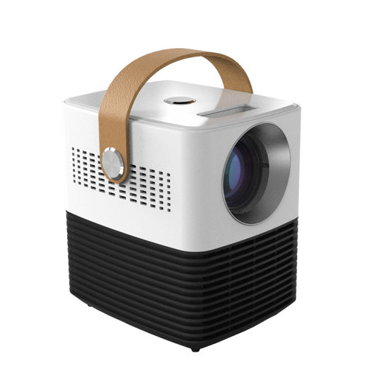 Low Price Portable Home Theatre Cinema Android Projector Built in Battery LCD Phone Optoma Laser Light Projector