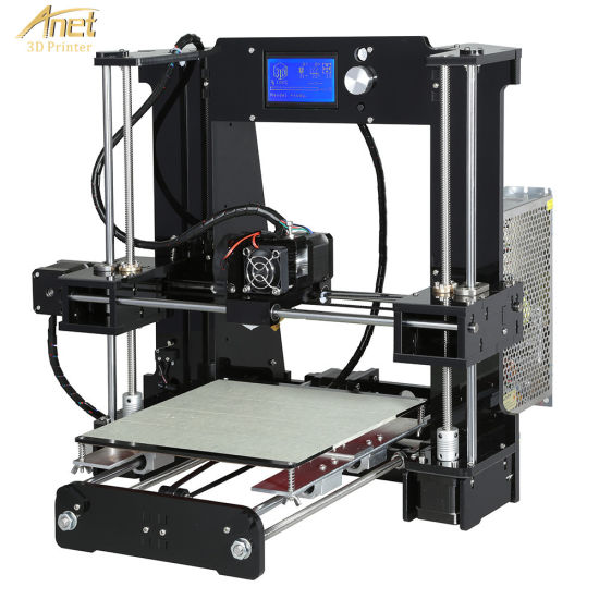 Cost-Effective High Quality Rapid Prototype DIY Desktop Fdm 3D Printer pictures & photos