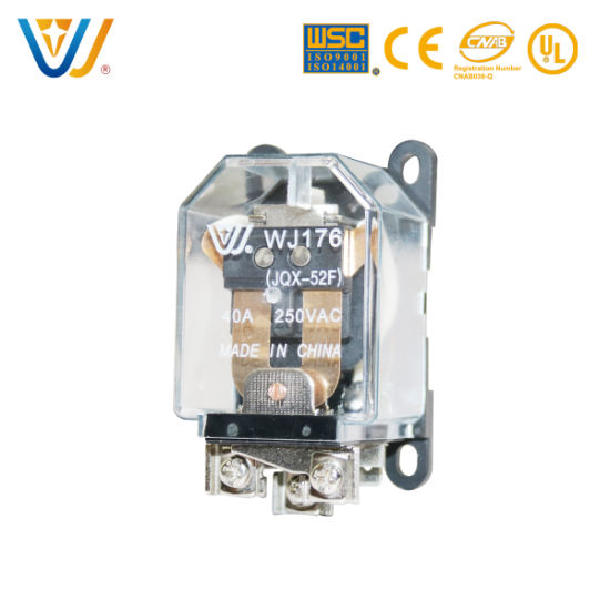 China Products Hot Sell Wj176 1c 40A High Power Breaker