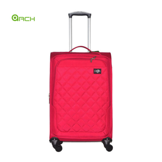 "20"" 24"" 28"" 3PCS Set Super Light Luggage with Fashion Panel Trolley Case Travel Suitcase pictures & photos"