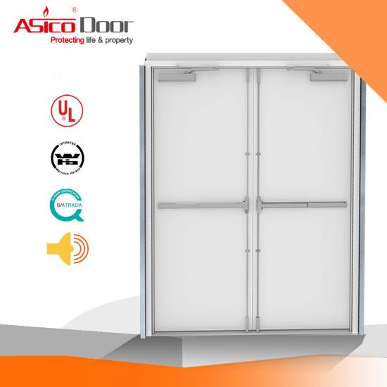 American Standard UL Certified Steel/Metal Fire Door 1 to 3 Hours Commercial Building