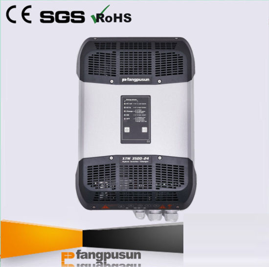 Xtm3500-24 Fangpusun 24V 3500W Power Inverter with Charger Controller