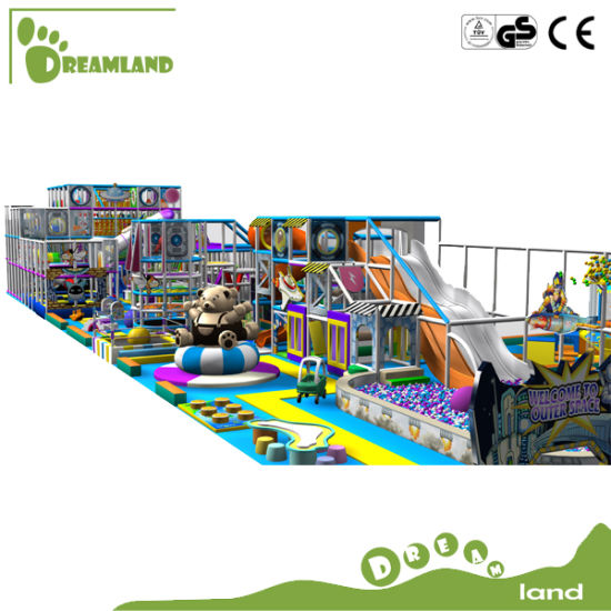 Interesting Wholesale Large Size Indoor Playground Equipment for Sale pictures & photos