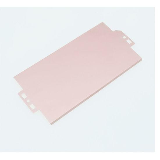 Laser Engraved Customized Aluminum Metal CNC Milling Parts Phone Case