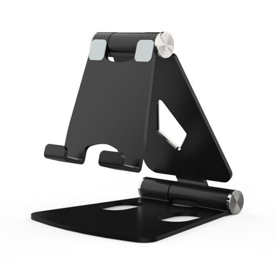 Z16 Mini Aluminum Alloy Bracket No Fading Non-Slip Desktop Tablet Stander Mobile Phone Holder