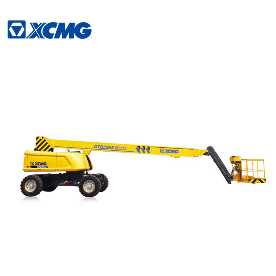 XCMG Gtbz26s 26m Electric Telescopic Hydraulic Work Platform Ladder Aerial Working Platform