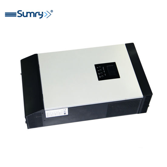 2400W/3000va off-Grid Solar Charger Controller with MPPT Solar Charge Controller and 93% Efficiency Typical