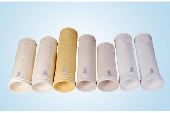 PTFE Fiberglass Fabric Dust Collector Filter Bag for Industrial Dust Collector