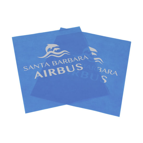 Airline Headrest Cover Sublimation Headrest Cover