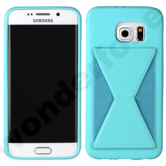 Back Holder Leather+TPU Case 2 in 1 for New Models