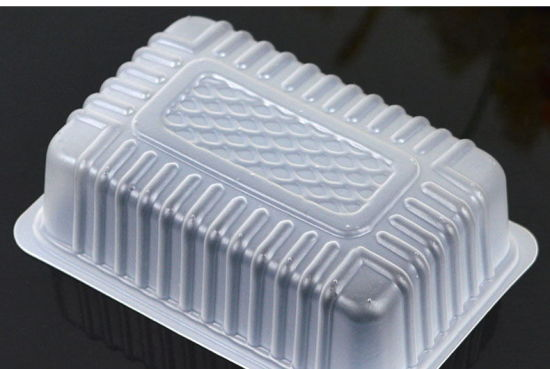 China Disposable High Standard Environmental Takeaway Transparent Plastic Food Packaging Blister Tray China Pp Tray And Plastic Tray Price