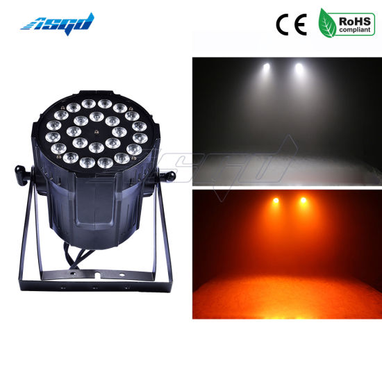 24X18W 6in1 LED PAR Light Wash Can Lighting Party KTV Disco DJ Lamp pictures & photos
