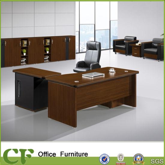 Table Design Furniture Desk CEO Desk Modern Executive Office Desk