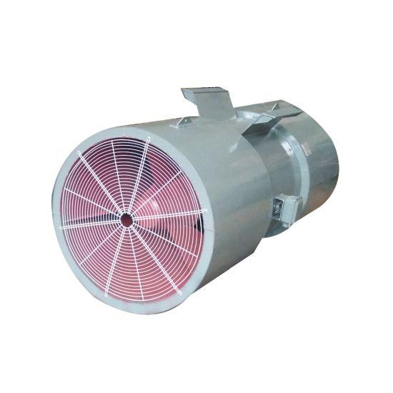 OEM Top Quality Low Noise 36.8 M3/S Tunnel Jet Fan/Industrial Axial Fan Blower