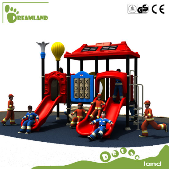China Professional Factory Indoor&Outdoor Preschool Kids Used Playground Equipment pictures & photos