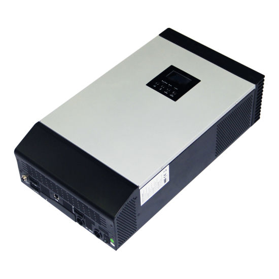 Solar 12V 1kVA 800watts off Grid Single Phase DC/AC High Frequency Pure Sine Wave Inverter/Charger MPPT 25amper Solar Controller