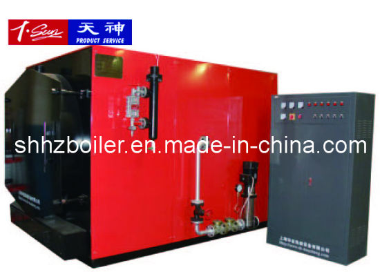 China 360KW 1000KG/H Horizontal Electric Steam Boiler - China Steam ...