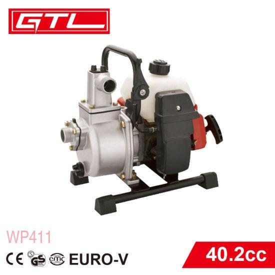 Gasoline Water Pump for Irrigation, Garden Power Gasoline Engine Water Pump Mini Pump with Ce, Portable Gasoline/Petrol Pump