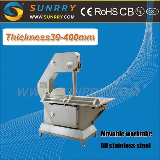 Electric Stainless Steel Blade Bone Saw Cutting Machine