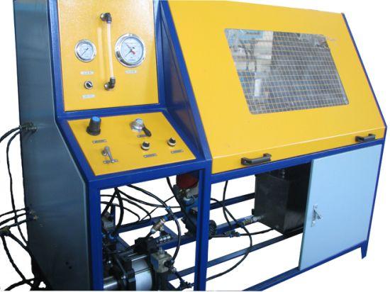 Usun Max 10000 Psi Hydraulic Hose Burst Pressure Test Machine
