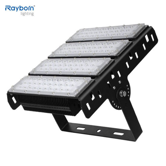 Industrial Outdoor Module Lighting 200watts Dimmable LED Tunnel Flood Light pictures & photos