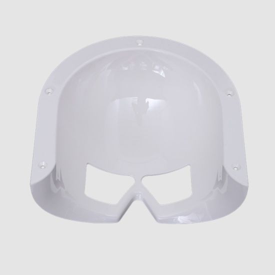 PC Plastic Medical Helmet Parts Chair Parts pictures & photos