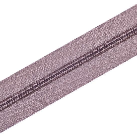 Factory Wholesale Long Chain Nylon Zipper in Rolls No 3